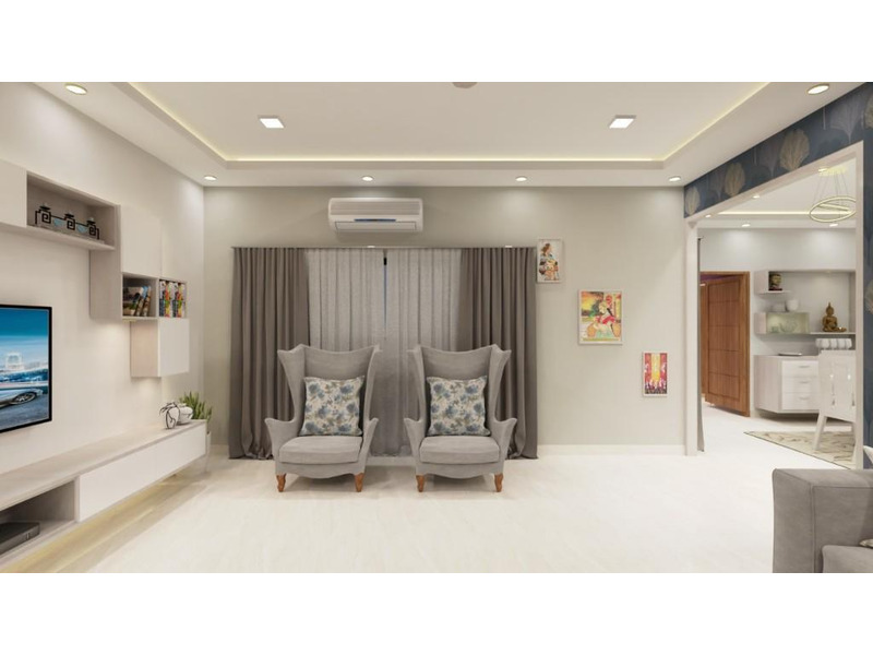 Architecture 3D visualisations and 3D interior design in lucknow. - 3