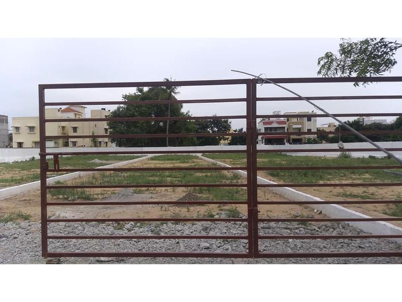 770 ft² – cmda approved villa plots in ayapakkam - 1