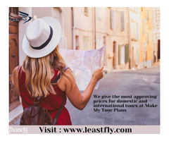 Least Fly - largest online travel company.