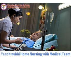 Obtain Panchmukhi Home Nursing Service in Jalpaiguri