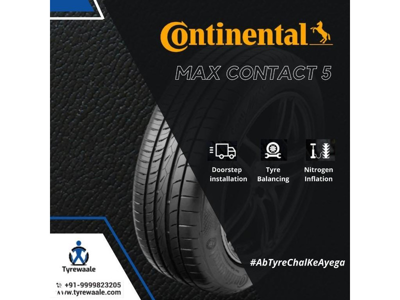 215/60 R17 Continental Max Contact 5 - MC5 Car Tyre Price - 1