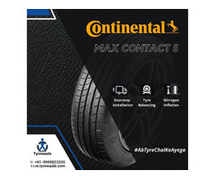 215/60 R17 Continental Max Contact 5 - MC5 Car Tyre Price