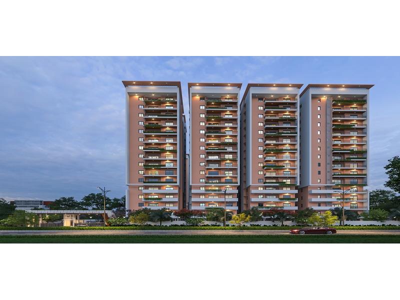 Vasavi Metropolis - 2 and 3 BHK in Uppal, Hyderabad - 1
