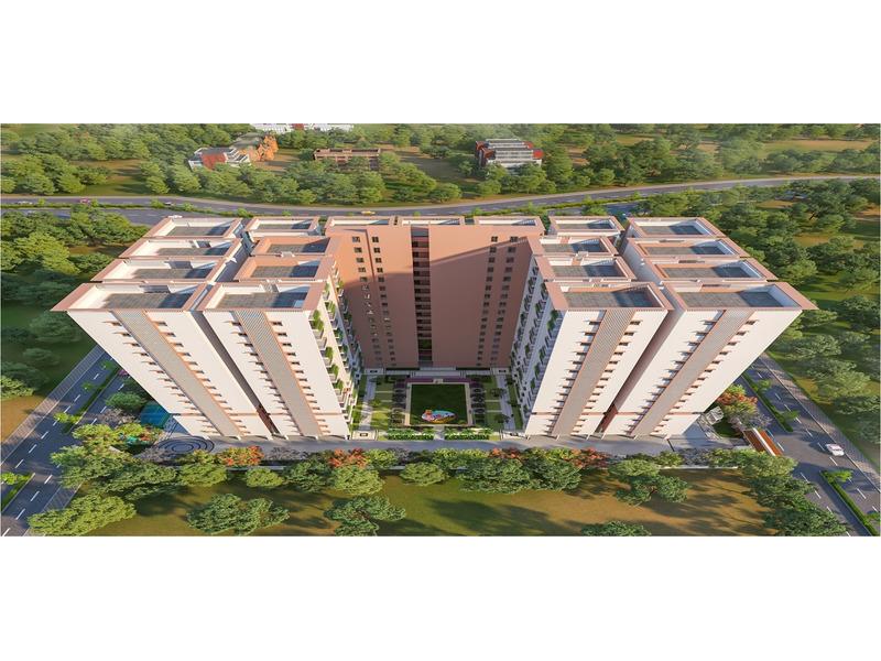 Vasavi Metropolis - 2 and 3 BHK in Uppal, Hyderabad - 2