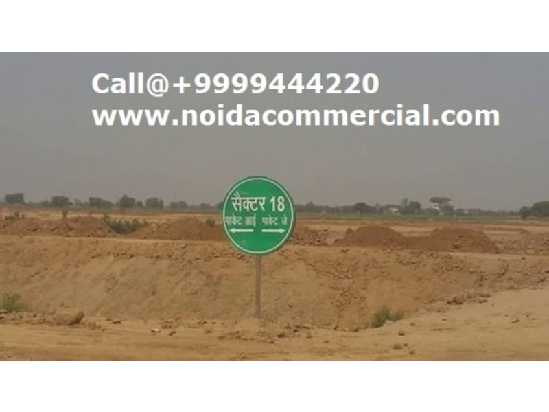Industrial Plot for Sale Ecotech 11 Greater Noida, Industrial Plots Noida Resale - 2