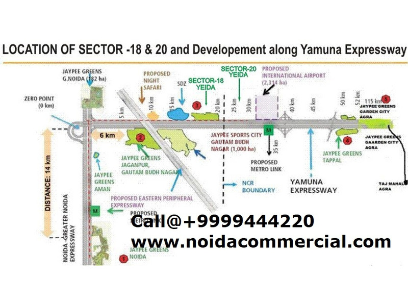 Industrial Plot for Sale Ecotech 11 Greater Noida, Industrial Plots Noida Resale - 3