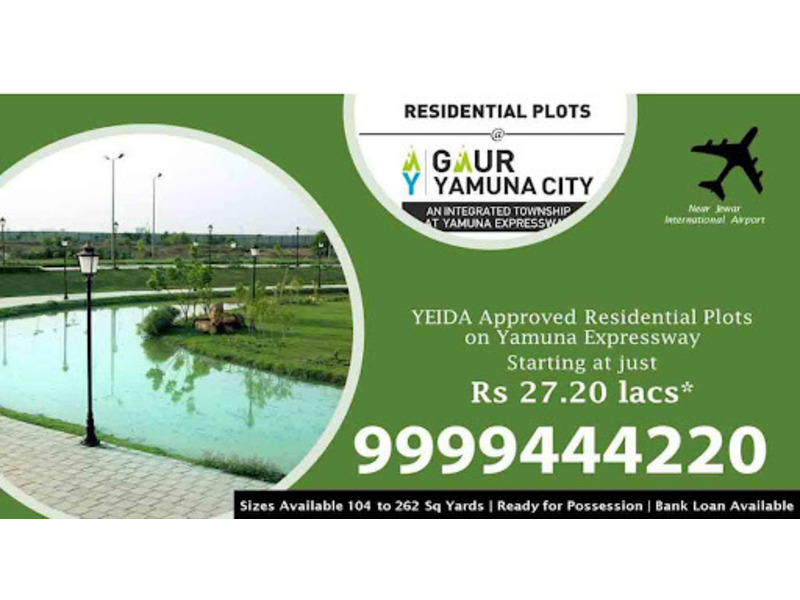 Industrial Plot for Sale Ecotech 11 Greater Noida, Industrial Plots Noida Resale - 4