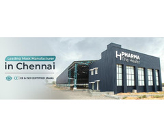 The Best Mask Manufactures in Chennai - H Pharma