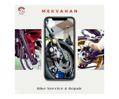 Bike Service at Mekvahan - Battery Replacement