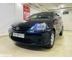 toyota etios liva GD 2012 model diesel with 2 airbags