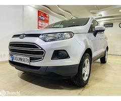 ford ecosport trendline 2014 model diesel