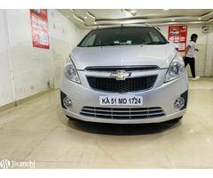 Chevrolet beat LT petrol 2012 model