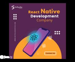 Creative React Native Apps Development Agency