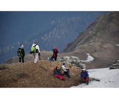 Trekking - Sar Pass
