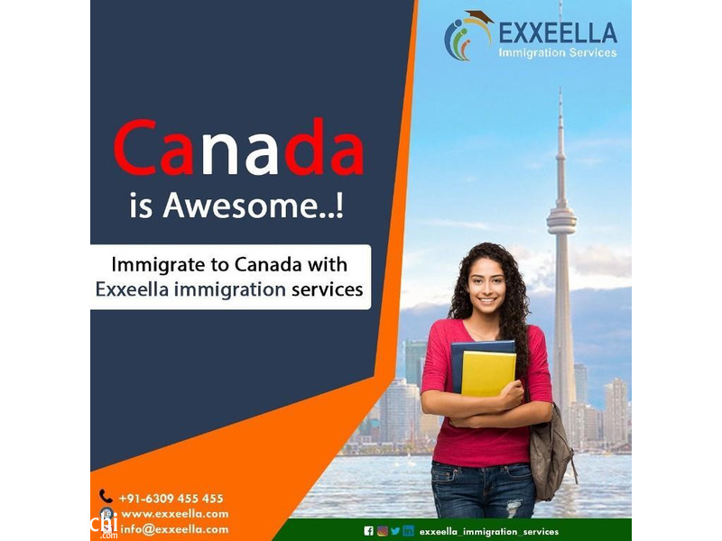 Immigration Consultants In Hyderabad- Canada Immigration - 1