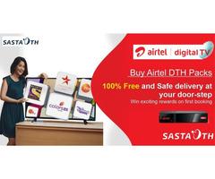Sasta DTH - Best DTH connection
