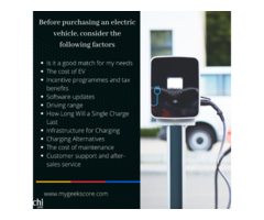How Does An Electric cars Work?