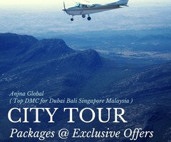 Exclusive new Year Offers ! Book amazing City Tour Packages @ 30 % Off   Anjna Global