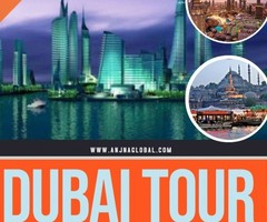 Amazing Dubai Tour Packages @30 % Discount Offer - Anjan Global