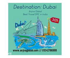 Dubai Tour packages @ Discount Rates | Book Today | Anjna Global