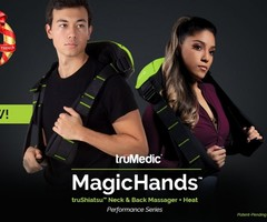 MagicHands Back and Neck Massager