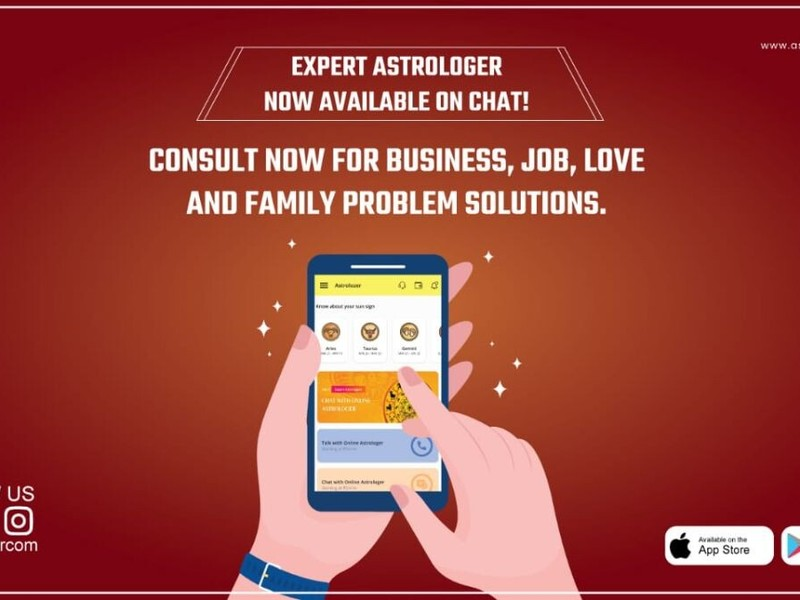 Chat With Astrologer Online - 1