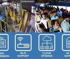 Smart Solution for School Bus Surveillance