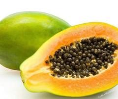 Farm Fresh Organic Natural Papaya Fruit 1 Unit