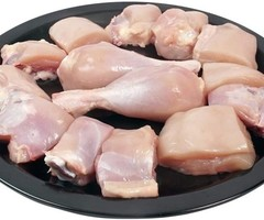 Fresh Chicken Curry Cut meat Without skin 500 Gram