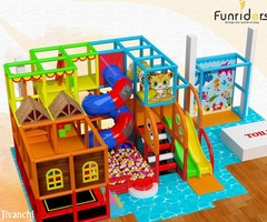 Kids Playground Manufacturer in Kerala
