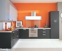 Best Modern Kitchen Furniture in India