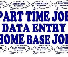 Back Office Executive/Data Entry Operators Opening For Freshers