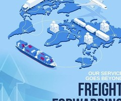 The Best Freight Forwarding & Logistic Services at Best Price