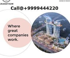 Grandthum Noida Extension commercial project