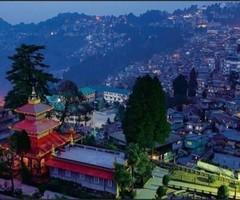 Gangtok Darjeeling honeymoon packages