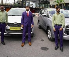 Outstation Taxi Service in Bangalore - Athena Travels
