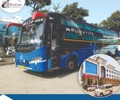 Mumbai to Shirdi Sleeper Bus Booking