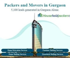 Get Best Deal for Furniture Shifting Services in Gurgaon via HHP