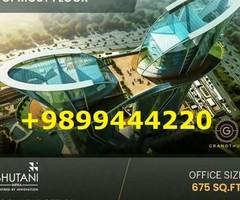 Grandthum location, Bhutani Grandthum Price List Noida Extension
