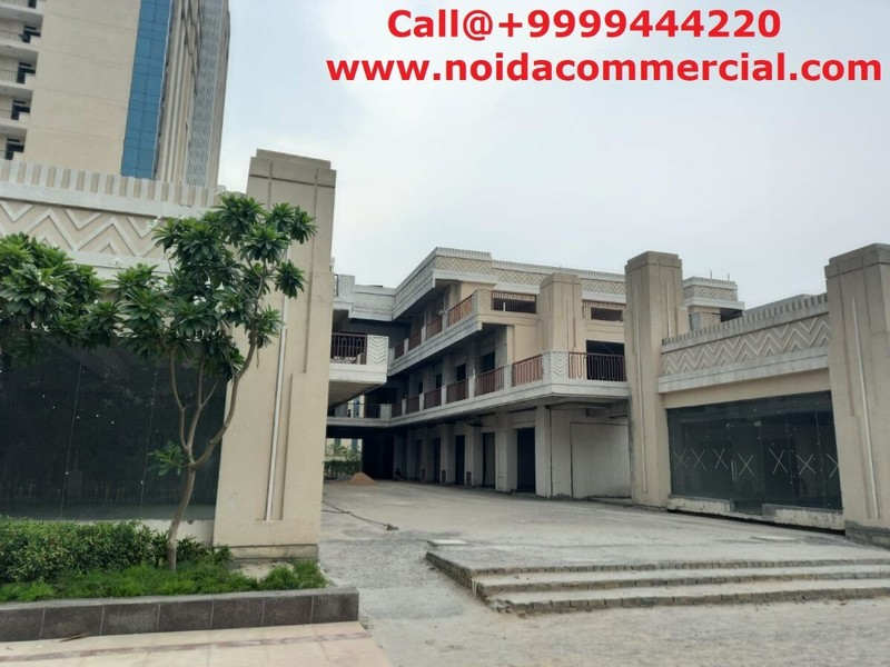 Commercial Project Sector 132, Ats Bouquet - 1