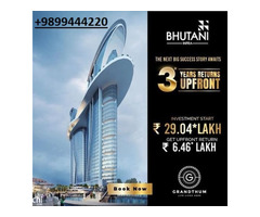 Bhutani Grandthum, Grandthum Noida, Grandthum Noida Extension