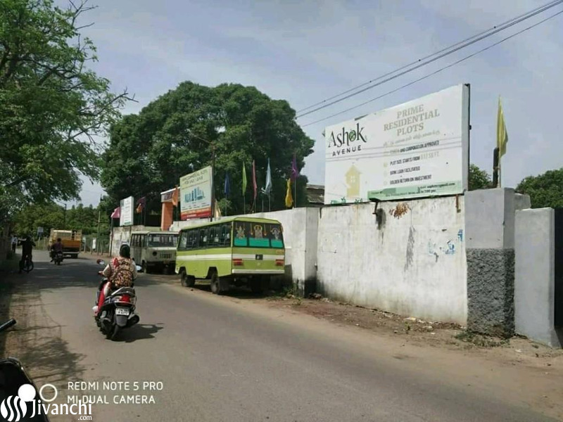 Clear title CMDA approved plots for sale in thiruvottiyur - 4