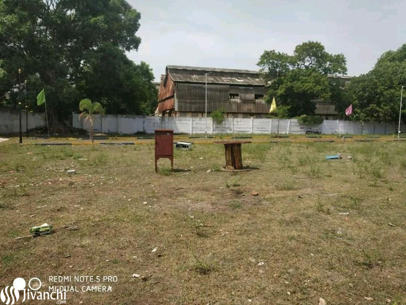 Clear title CMDA approved plots for sale in thiruvottiyur - 5