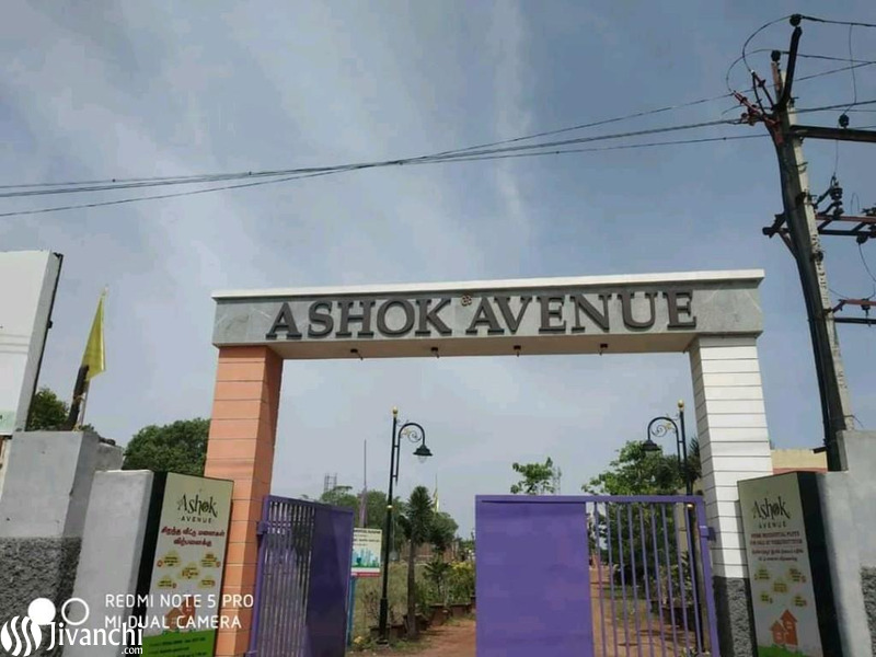 Clear title CMDA approved plots for sale in thiruvottiyur - 6