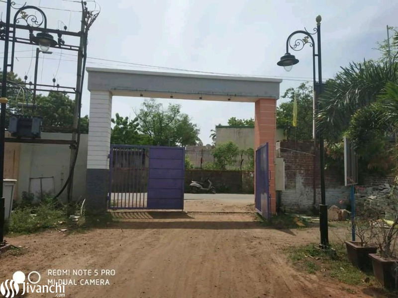 Clear title CMDA approved plots for sale in thiruvottiyur - 7