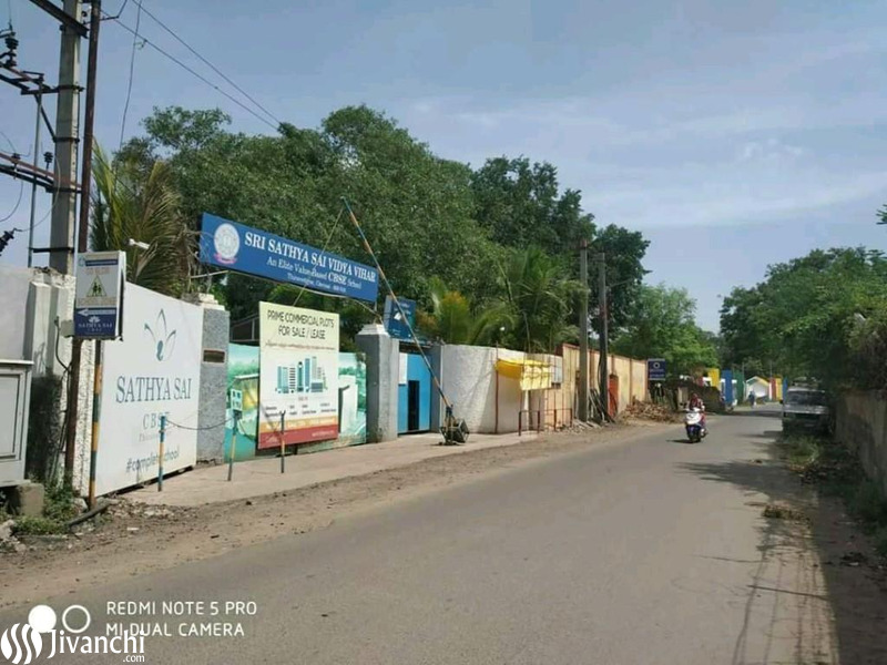 Clear title CMDA approved plots for sale in thiruvottiyur - 8