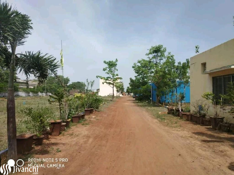 Clear title CMDA approved plots for sale in thiruvottiyur - 9