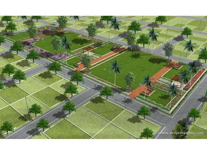 1000 ft² – Land for Sale near Navi Mumbai Airport road - 1