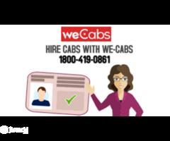 Taxi in Dehradun - WE-CABS