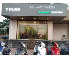 Electric two wheeler dealers in pune